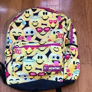 Other - Emoji backpack